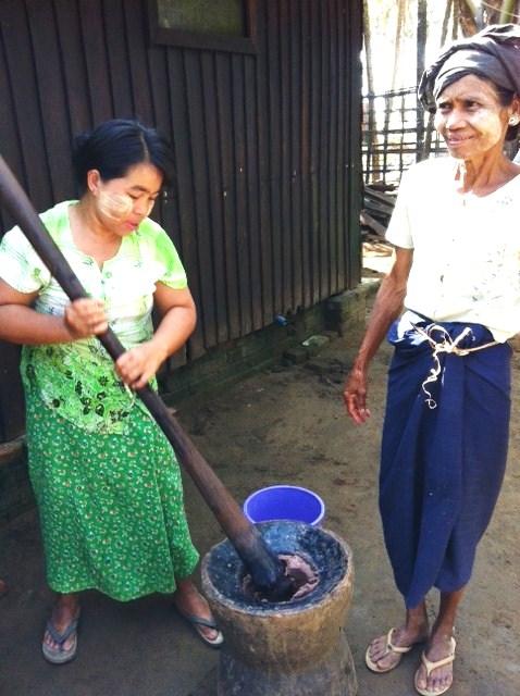 Ngapi makers of Ngwe Saung