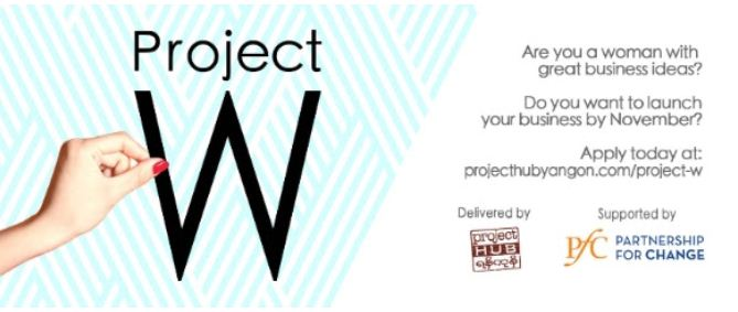 Project W at Project Hub Yangon